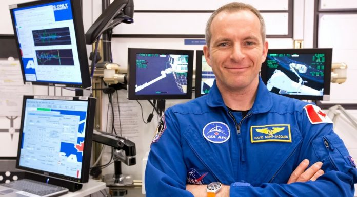 Canadian astronaut David Saint-Jacques comes home to Montreal, Report