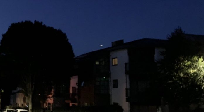 Mystery 'Glowing Objects' Falling From Sky Prompt Urgent Police Search in UK