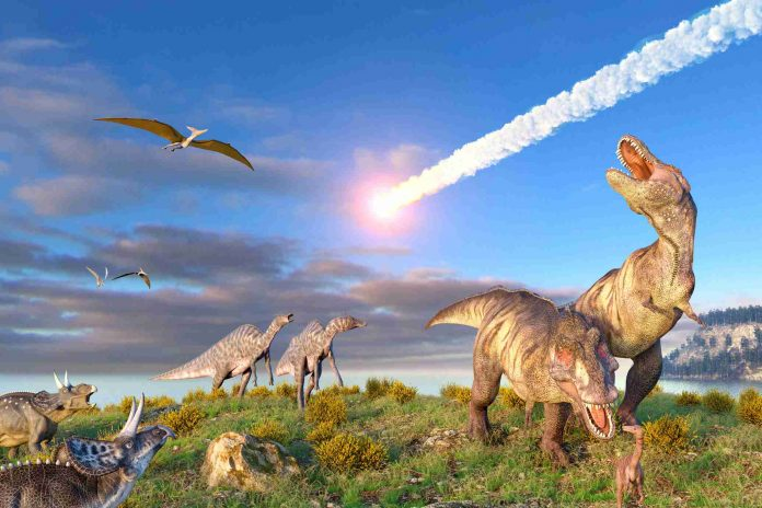 Researchers May Have Discovered What Caused One Of The Planet's Worst Extinctions