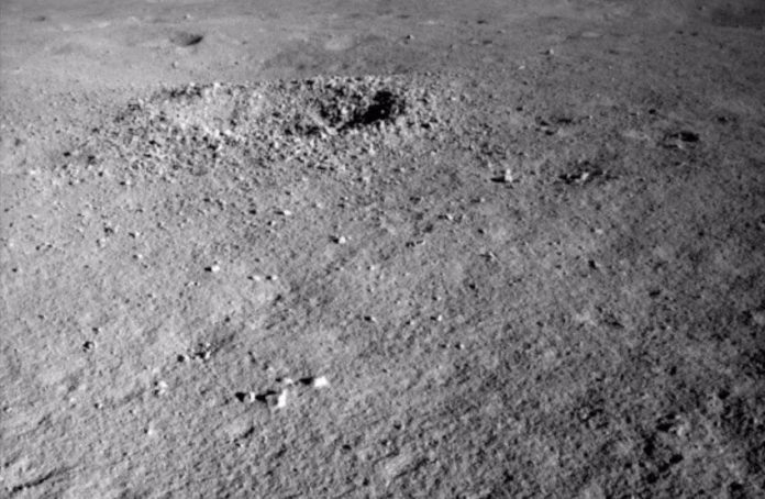 Researchers find unexplained 'gel-like substance' on far side of the Moon