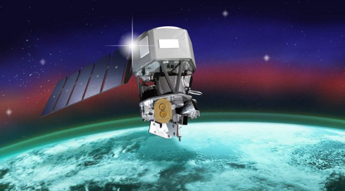 NASA: Pegasus launches ICON space science mission (Watch)