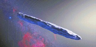 Report: Interstellar comet just like ones from our solar system