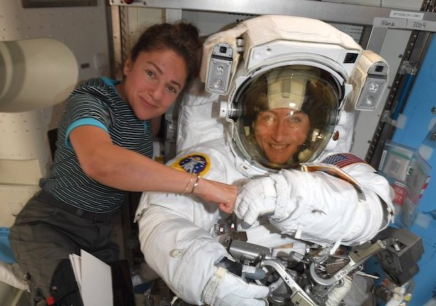 Report: NASA's All-Female Spacewalk Gets New Launch Date