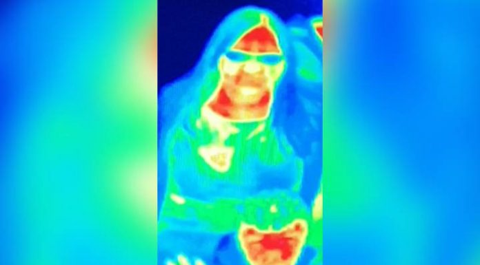Thermal camera at museum detects Woman's early-stage cancer