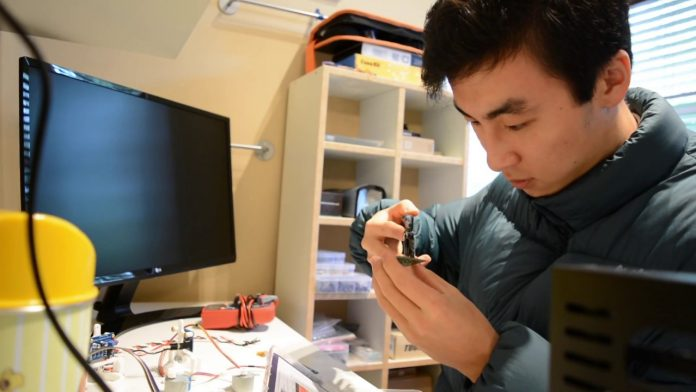 UBC student turns inventor to help brother with muscular dystrophy