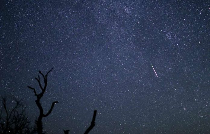 Report: Possible meteor outburst this week worth a look up