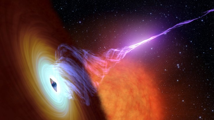 Scientists discover the smallest ever black hole