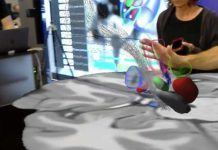 Study: First interactive holographic 'brain map,'