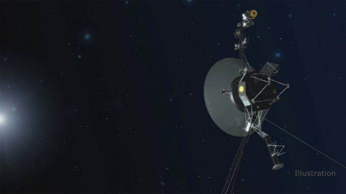 Report: Voyager 2 spacecraft goes interstellar as it leaves the solar bubble