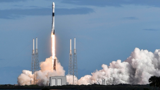 Watch: SpaceX launches 60 more internet satellites