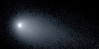 An alien comet is soaring through our solar system, Report