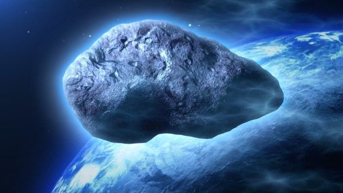 NASA: Giant pyramid-shaped asteroid to shoot past earth