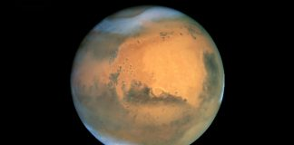 Study: NASA Releases 'Treasure Map' of Ice on Mars