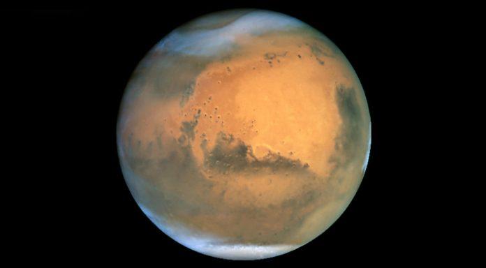 Study: NASA Releases 'Treasure Map' of Ice on Mars
