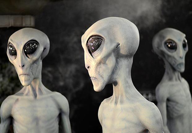 Aliens exist and may already be here on Earth, says Helen Sharman