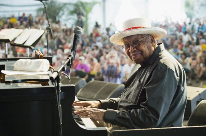 Ellis Marsalis retires from Regular Gig at Snug Harbor