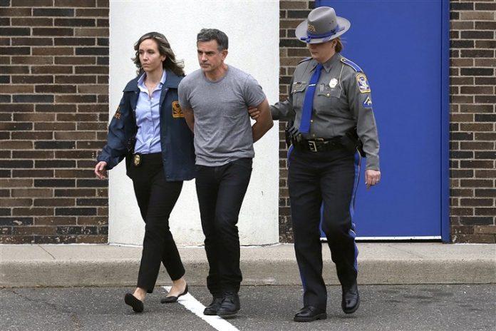 Fotis Dulos out on bail, loses bid to lower $6M bond