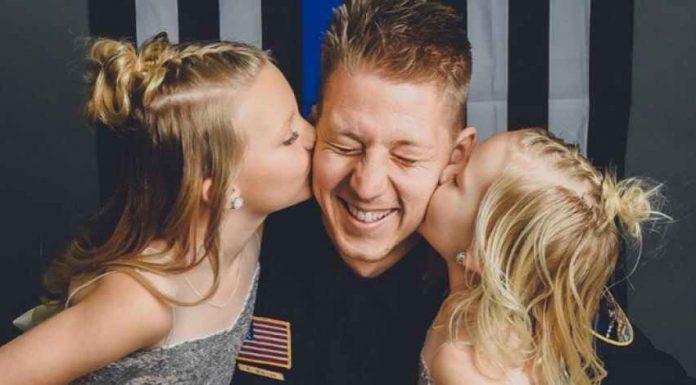 Minnesota Officer Arik Matson is fighting for his life
