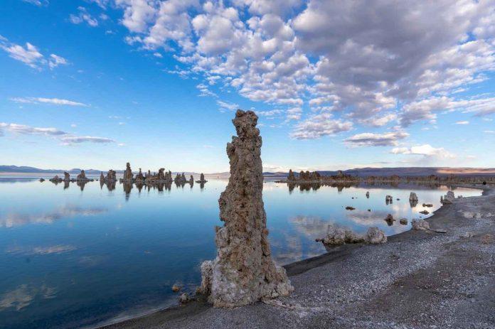 "Origin of life: In ""soda lakes"", Says New Study"