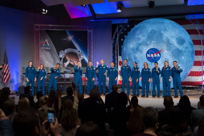 Report: NASA's new astronaut class features six women