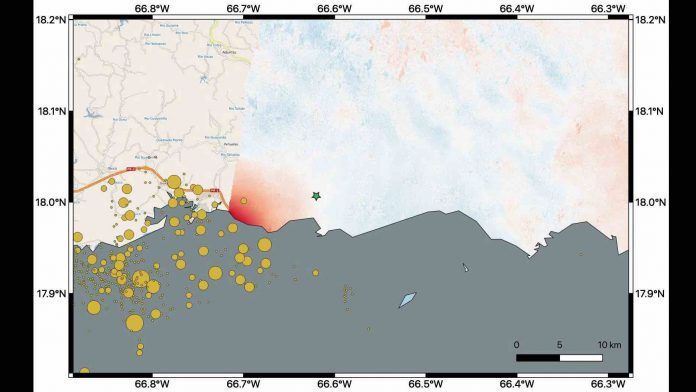 Report: NASA Maps Ground Changes From Puerto Rico Quake