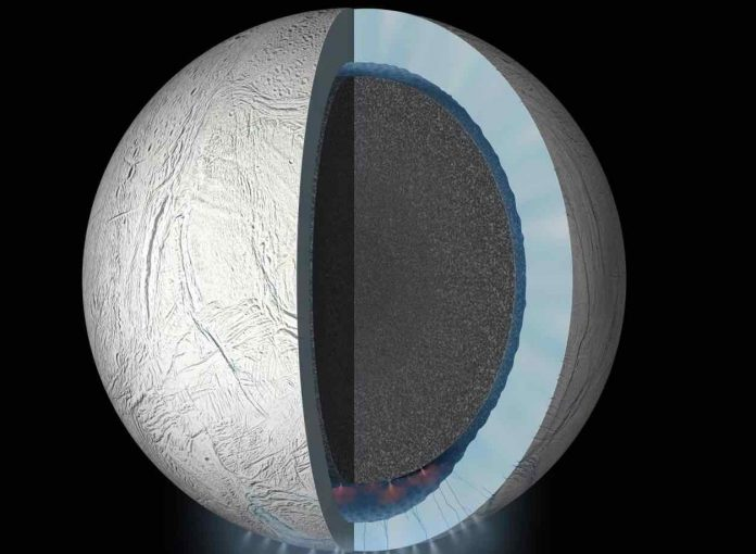 Report: New SwRI models reveal inner complexity of Saturn moon