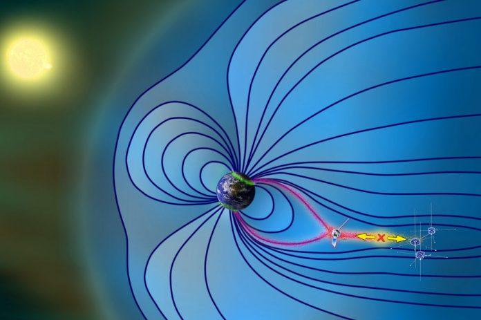 Scientists discover a new source of space weather — too close to home