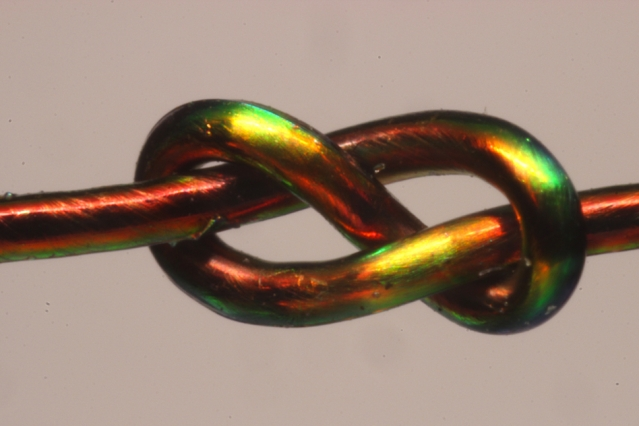 Study: How strong is your knot?