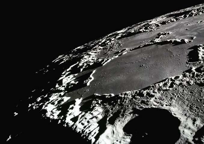 Study sheds light on the Moon's dark craters