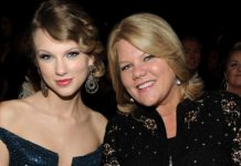 Taylor Swift's Mom Has Been Diagnosed With a Brain Tumor, Report