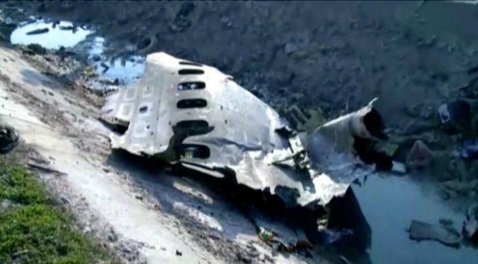 Ukraine Boeing 737 Crash, Fire struck one of its engines just after takeoff