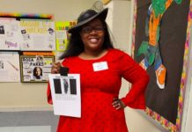 LaToya McGriff: Teacher Celebrates Black History Month (Watch)