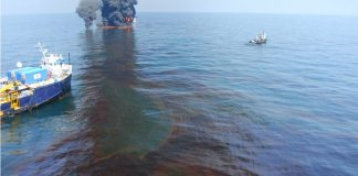 Report: Toxic and invisible oil spread well beyond known satellite footprint
