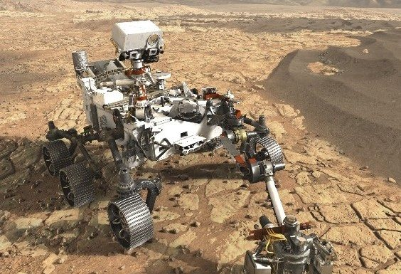Researcher lending expertise to NASA Mars 2020 rover mission