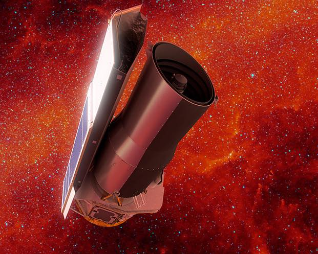 Scientists reflect on their contributions to Spitzer Space Telescope