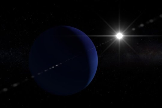 Minor planets found beyond Neptune, Researchers Say