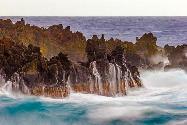 Researchers quantify how wave power drives coastal erosion