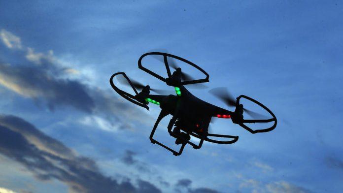 Drones to Enforce Social Distancing in Elizabeth (Watch)