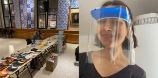 Madiha Choksi using 3D printing to produce PPE for fight coronavirus