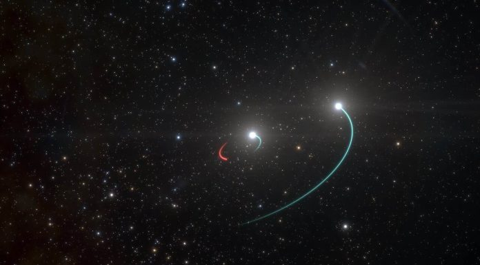 Report: Invisible object has two companion stars visible to the naked eye