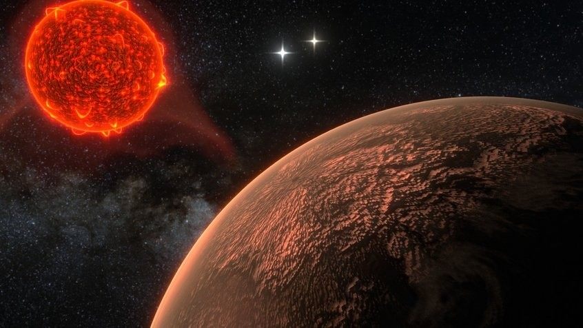 Exoplanet orbiting nearest star more Earth-like than previously thought
