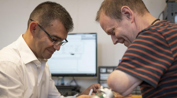 Study: Mind-controlled arm prostheses that 'feel' are now a part of everyday life