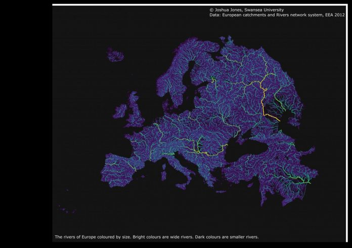 Over one million barriers: New research calls for urgent action to reconnect Europe's rivers