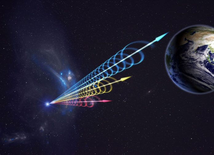 Report: Mysterious Cosmic Radio Bursts Fire Off Every 157 Days