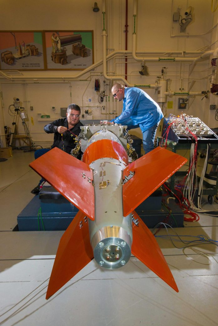 Sandia weapons program meets safety, design requirements