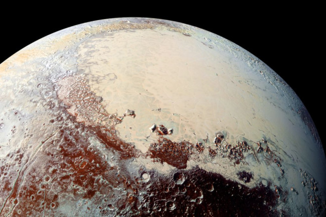 There's Evidence Pluto Has an Underground Ocean, Researchers Say