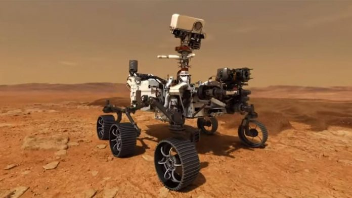 NASA launches Mars Perseverance rover, Report