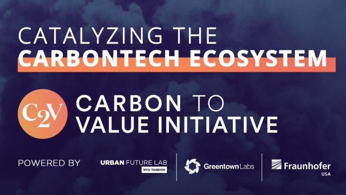 NYU Tandon's Urban Future Lab and leading organizations launch carbontech initiative