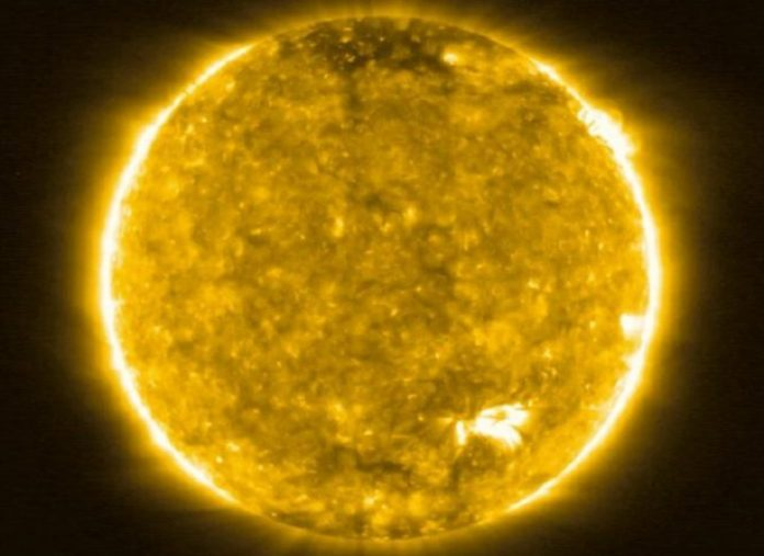 Researchers Release Closest Images Taken of the Sun