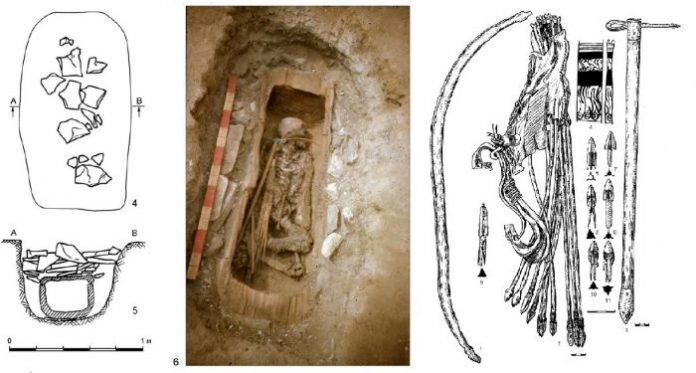 Study: DNA reveals 2,500-year-old Siberian warrior was a woman